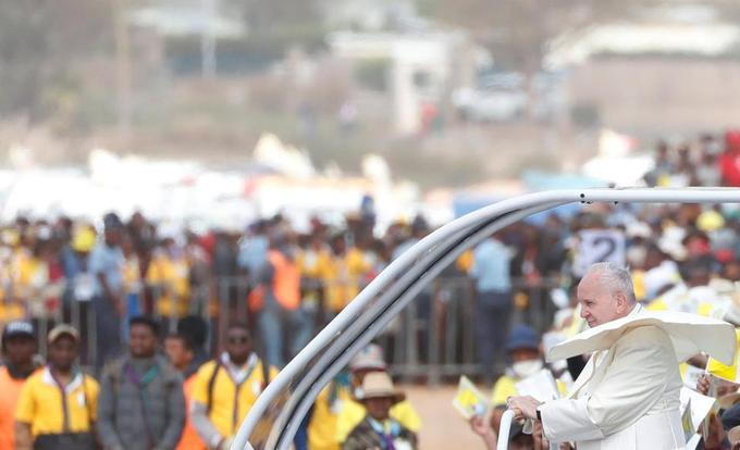 Le pape a fustigé la «culture du privilège»