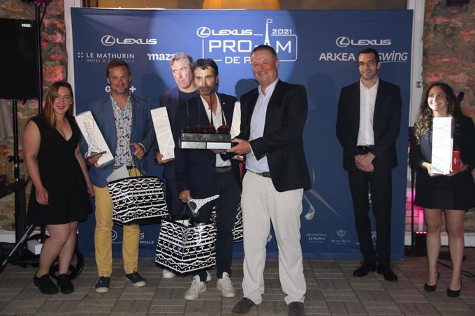 Equipe vainqueur, Prix Net 2021