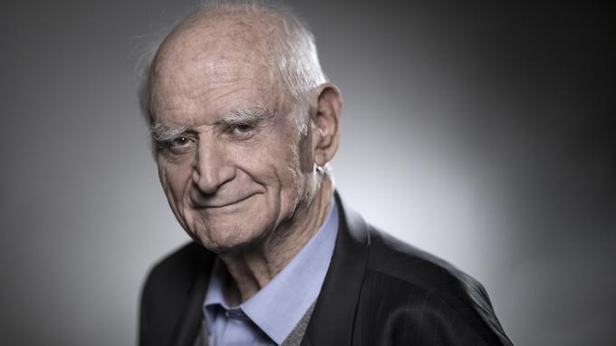 Michel Serre est mort samedi 1er juin à 19h à l'âge de 88 ans.