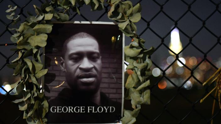 La mort de George Floyd a provoqué une importante vague d'indignation aux États-Unis.