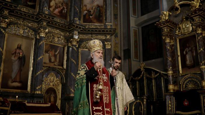 Le Chef De L Eglise Orthodoxe Serbe Decede Du Covid 19