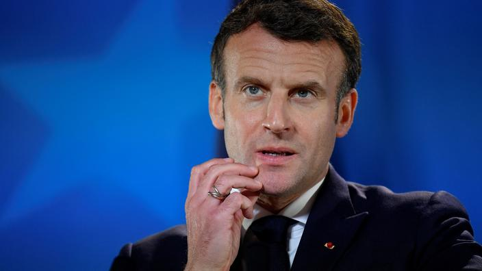 Emmanuel Macron a donné un entretien fleuve au magazine Zadig.