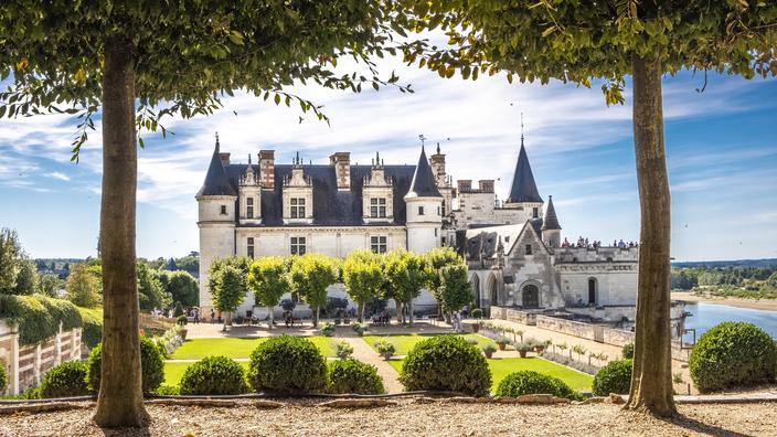 Amboise, Chambord, Azay-le-Rideau... quels châteaux visiter en priorité