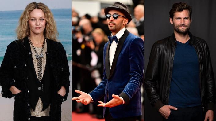 Vanessa Paradis, JR et Alexis Michalik se confient sur leur vie d'artistes à l'heure du Covid-19