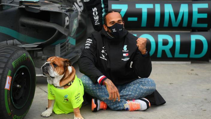 Poids des traditions, évasion fiscale… Pourquoi l'anoblissement de Lewis Hamilton divise la Grande-Bretagne