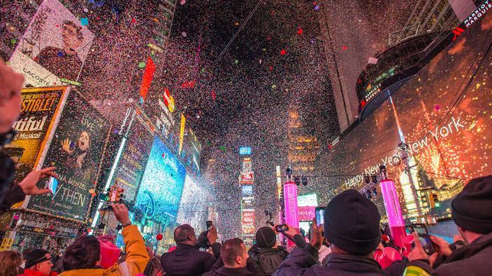 Pourra-t-on aller fêter le Nouvel an à Times Square ?