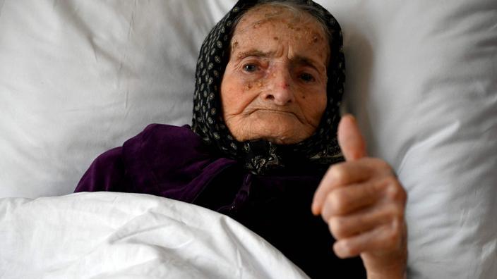À 99 ans, une Croate survit au coronavirus