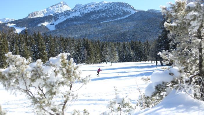 Ski de fond : nos 10 stations préférées en France