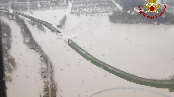 Bad weather, massive damage in the Vicenza area due to ...