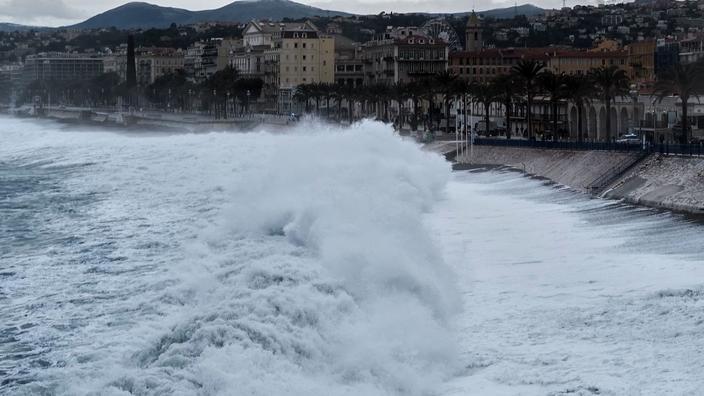 Des rafales de vent jusqu'à 141 km/h dans la Manche !