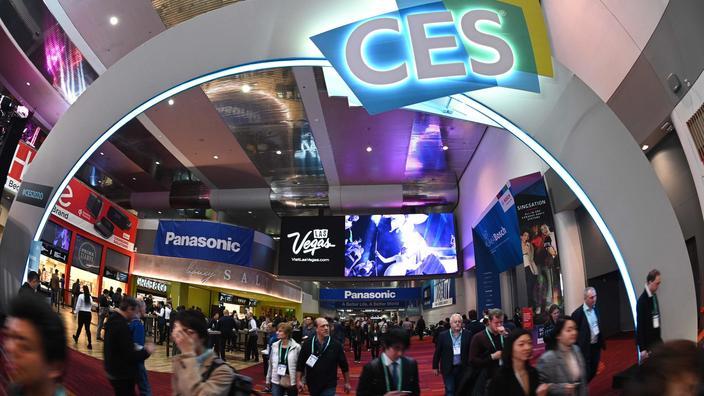 Un CES tourné vers la santé numérique s'ouvre à Las Vegas