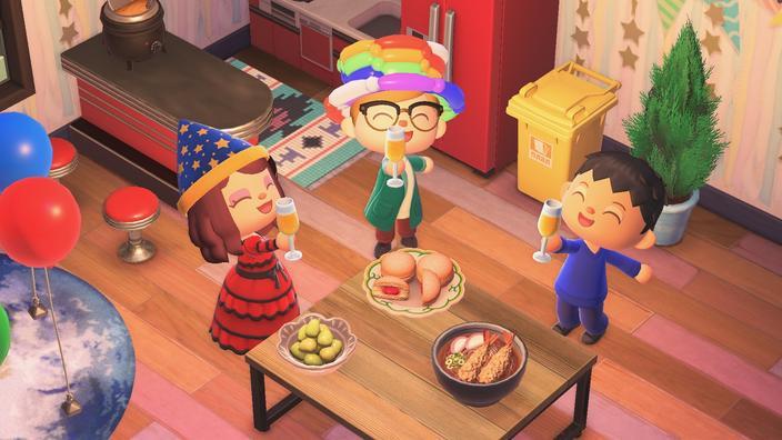 Animal Crossing New Horizons est le jeu vidéo le plus vendu en France en 2020