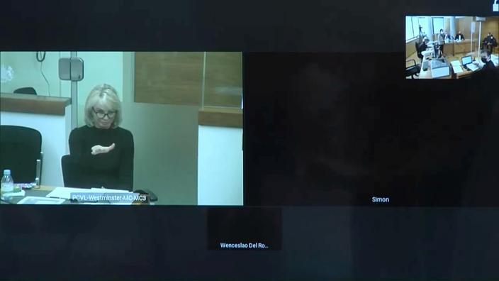 Espagne: l'ancienne maîtresse de Juan Carlos affirme avoir été menacée par les services secrets