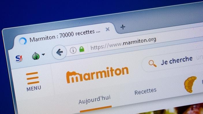 L'incroyable succès de Marmiton en 2020