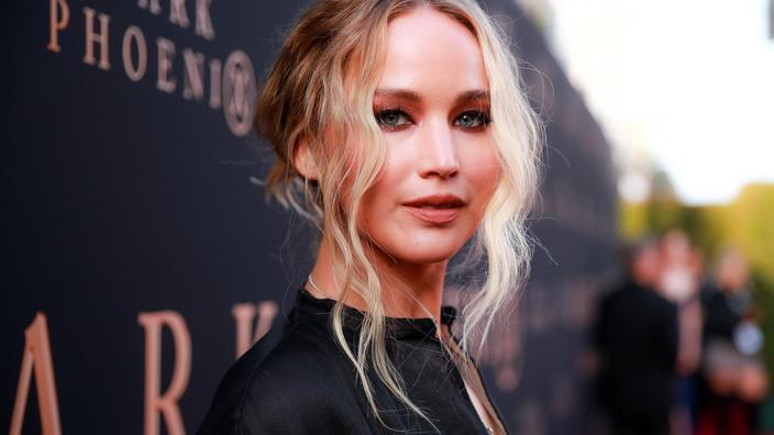 Jennifer Lawrence blessée au visage sur le tournage du film Don't Look Up et hospitalisée en urgence - Le Figaro
