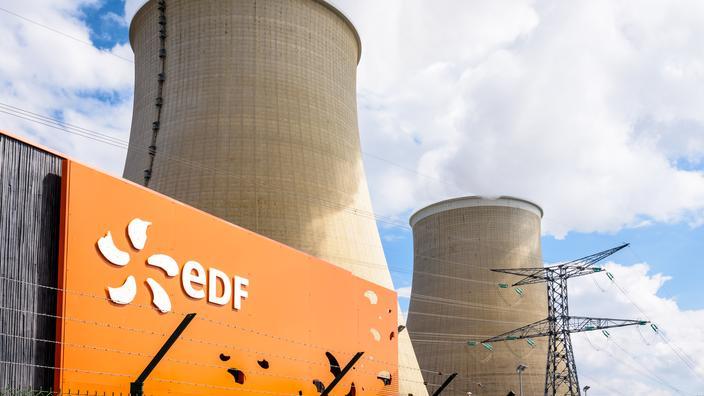 EDF: en quoi consiste le projet Hercule ? - Le Figaro