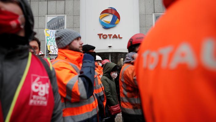 Total : fin de la grève à la raffinerie de Grandpuits - Le Figaro