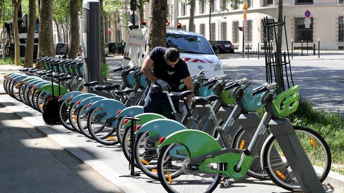 Vélib': une rallonge de 4 millions par an jusqu'en 2024 pour Smovengo - Le Figaro