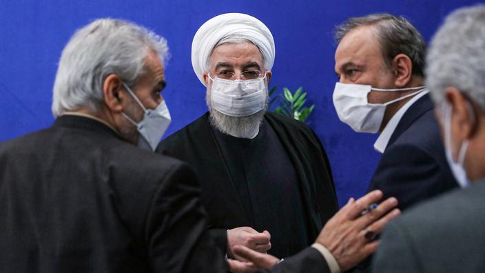Européens et Américains discutent du sauvetage de l'accord nucléaire iranien - Le Figaro
