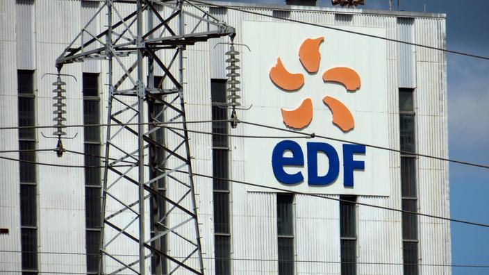 EDF s'inquiète de son risque de déclassement