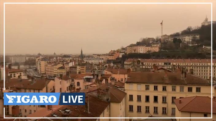 Un nouveau nuage de sable du Sahara attendu sur l'Europe ce week-end - Le Figaro