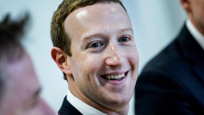 Facebook, Google et Twitter de nouveau convoqués à Washington - Le Figaro