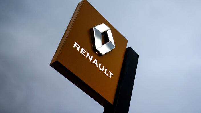 Renault a enregistré une perte historique de 8 milliards d'euros en 2020 - Le Figaro