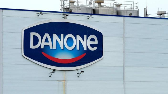 Danone annonce un bénéfice 2020 en légère hausse, son PDG promet une «reprise» en 2021