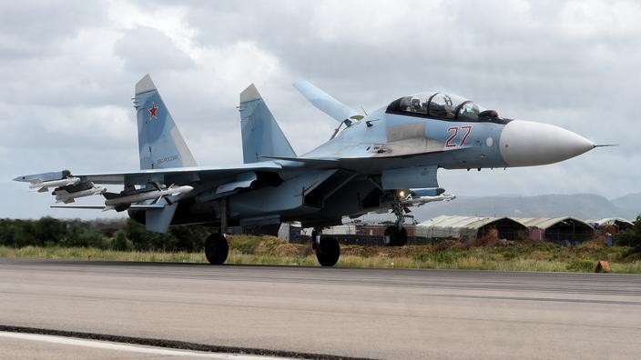 Syrie : 21 jihadistes de l'État islamique tués dans des raids russes, selon l'OSDH - Le Figaro