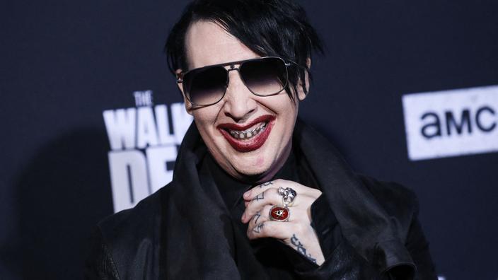 Accusations de harcèlement et de viols : Marilyn Manson visé par une enquête - Le Figaro