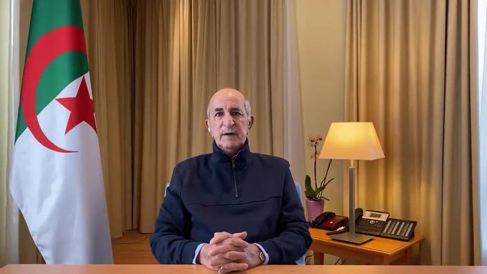 Algérie: le président Tebboune remanie son gouvernement sans changement majeur - Le Figaro