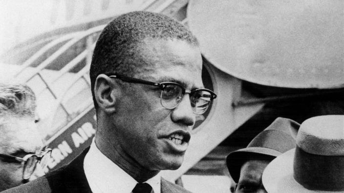 La famille de Malcolm X demande la réouverture de l'enquête sur son meurtre