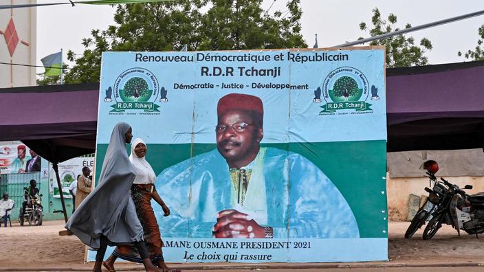 Présidentielle au Niger: Mohamed Bazoum l'emporte avec 55,75% des voix - Le Figaro