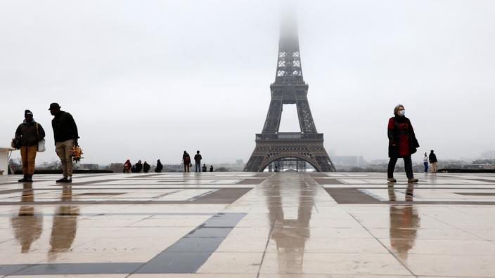 Le climat des affaires en France se dégrade légèrement en février, selon l'Insee - Le Figaro