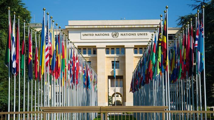 Covid-19: réquisitoire anti-occidental de la Russie à l'ONU