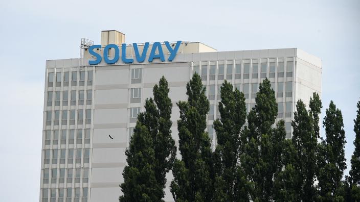 Le groupe de chimie Solvay annonce 500 suppressions d'emplois dans le monde - Le Figaro