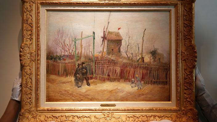 L'un des rares Van Gogh encore en mains privées sera vendu à Paris au mois de mars - Le Figaro