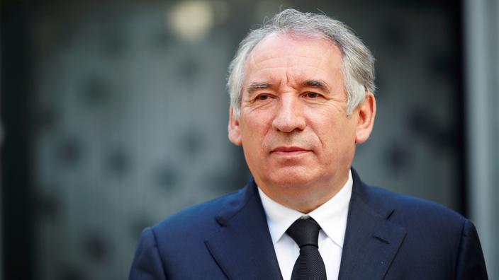 Un «plan Marshall» est nécessaire pour relancer le pays, estime François Bayrou