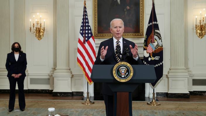Biden a lu le rapport sur le journaliste assassiné Khashoggi - Le Figaro