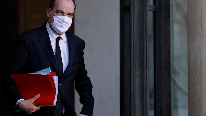 Covid-19 : Jean Castex tiendra une conférence de presse ce jeudi à 18h - Le Figaro