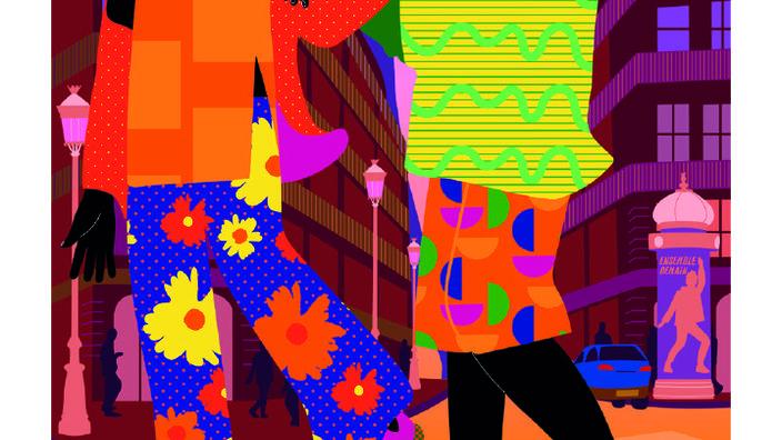 Un week-end haut en couleur avec Mika, Gainsbourg et Viallat...
