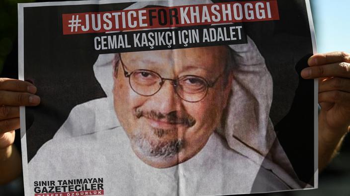 Assassinat de Jamal Khashoggi : les États-Unis accusent Ben Salmane mais ne le sanctionnent pas - Le Figaro