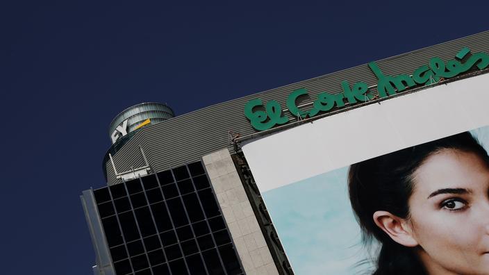 Espagne : les célèbres centres commerciaux Corte Inglés vont supprimer plus de 3000 postes - Le Figaro