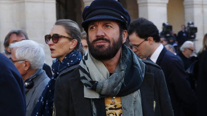 Francis Lalanne décline une proposition de duel adressée par un journaliste - Le Figaro