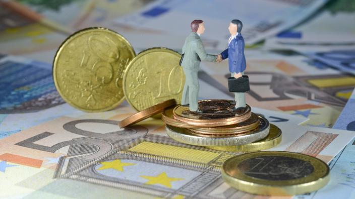 Zone euro : la BCE se dit prête à combattre la montée des taux et cite Daft Punk - Le Figaro