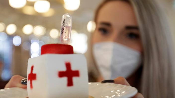 Covid-19 : la production de vaccins manque de matériel et de personnel, note Agnès Pannier-Runacher - Le Figaro