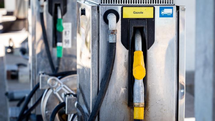 Carburant : les prix reviennent à leur niveau d'avant-crise - Le Figaro