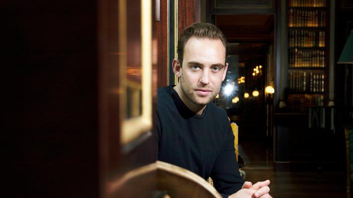 Joël Dicker quitte De Fallois et crée sa propre maison d'édition - Le Figaro