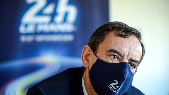 Report des 24 Heures du Mans: Pierre Fillon «espère entre 20.000 et 50.000 spectateurs en août» - Le Figaro