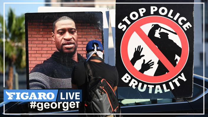États-Unis : les représentants adoptent un projet de réforme de la police - Le Figaro